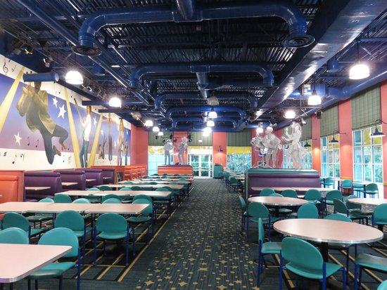 Disney's All-Star Music Resort: Restaurante