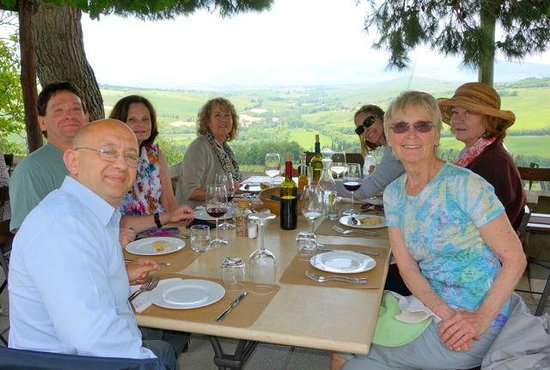 Tours By Roberto : Farmhouse lunch