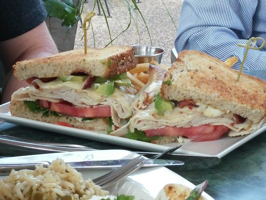Pier 500: Turkey Sandwich