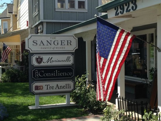 The Sanger Family of Wines