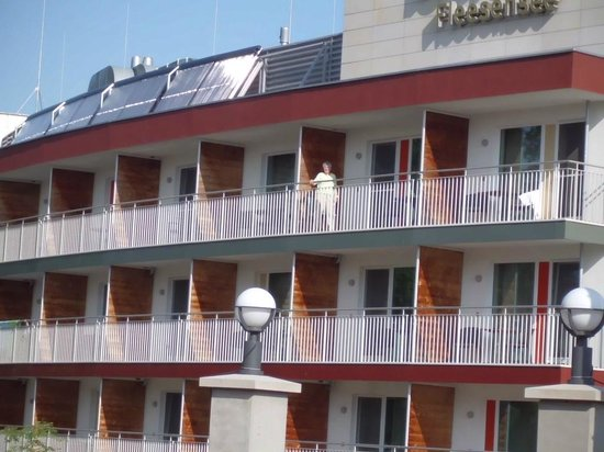 TUI BLUE Fleesensee: Hotel Village Side