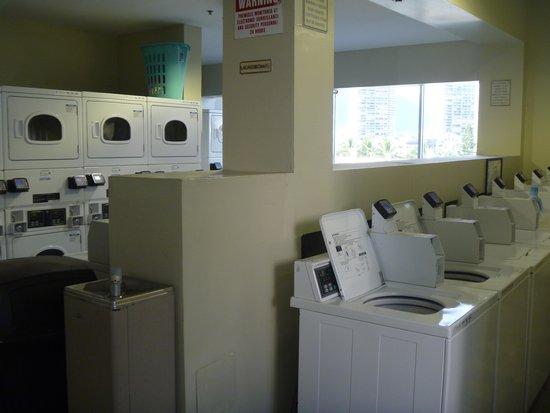 Aqua Skyline at Island Colony: Laundry facilities