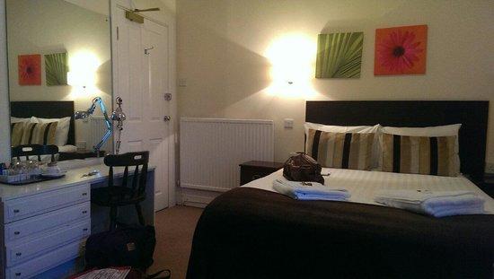 The Glengower: Lovely single bedroom