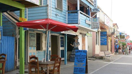 Central O'tel: In the heart of San Ignacio
