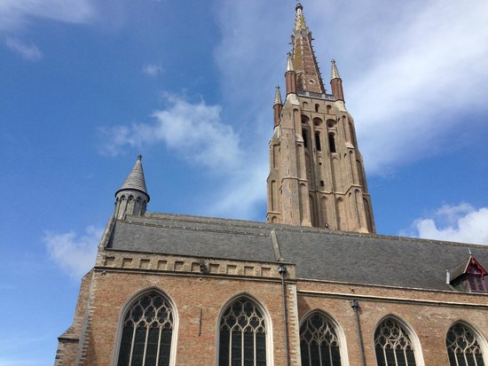 Église Notre-Dame (Onze Lieve Vrouwekerk) : Church of Our Lady