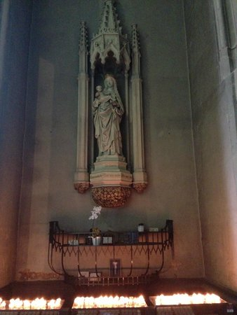 Église Notre-Dame (Onze Lieve Vrouwekerk) : Inside the Church of our Lady