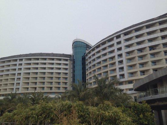 Royal Wings Hotel: Hotel