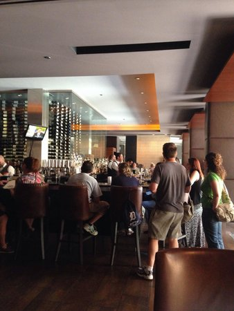 Michael Symon's Roast: Early Friday evening Happy Hour - an excellent option!