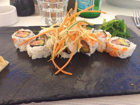La Note Bleue: Sushi