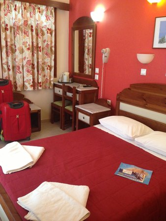 Antonia Hotel Santorini: Camera 12