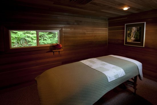 Onsite Massage Therapy at Sol Duc Hot Springs Resort