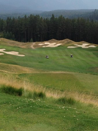 Suncadia Resort: Golf