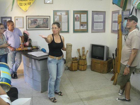 Serra Museum of History