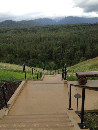 Suncadia Resort: 1000 steps