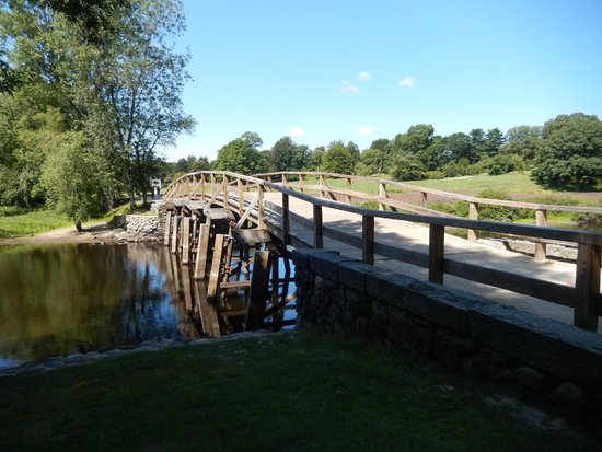 The North Bridge 8/8/2014