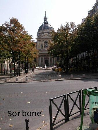 La Sorbonne: ---