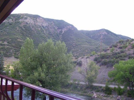 DoubleTree by Hilton Durango: balcony view