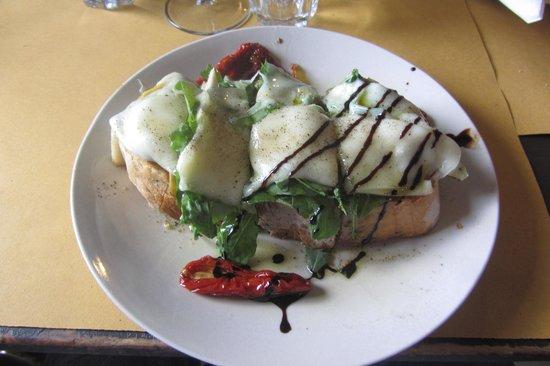 Caffe Giardino: Bruschette