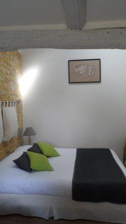 Hotel de Charme La Maison des Peyrat : Une chambre