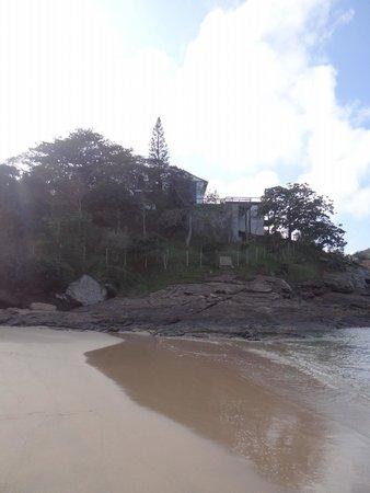 Ferradurinha Beach : Playa Ferradurinha