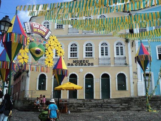 Pelourinho : Museo de la ciudad
