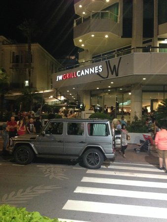 JW Grill Cannes: AVOID JWM CANNES