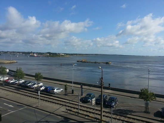 Talbot Wexford: Amazing view from Room 333