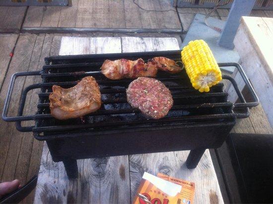 Solbeach: BBQ