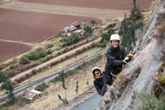 Natura Vive: Climbing up