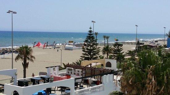 Hotel Bahia Serena: Vista desde la habitación