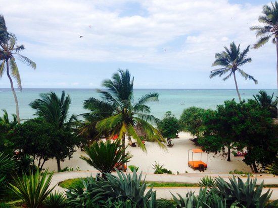 Melia Zanzibar: Vista della spiaggia