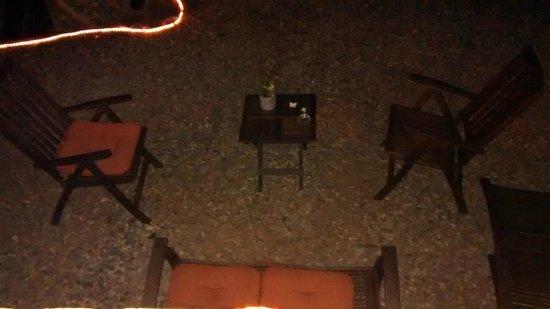 Majahua Hotel Selva : lugar perfecto para ver el atardecer