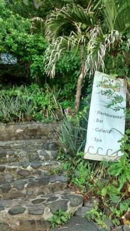 Majahua Hotel Selva : Aquí Comienza la aventura en Majahua