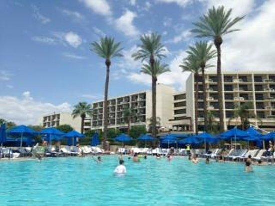JW Marriott Desert Springs Resort & Spa: Pool Area