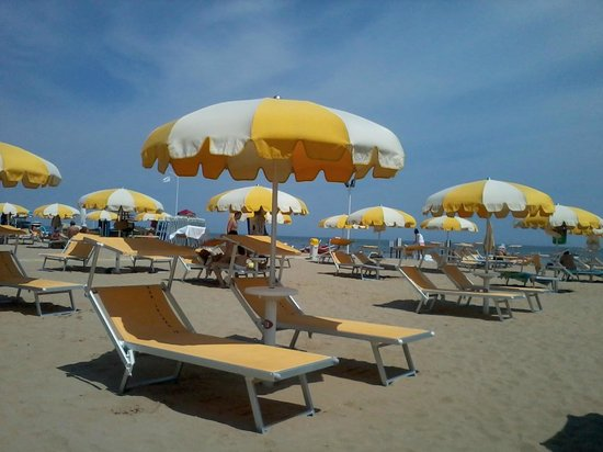 Hotel Panama Majestic: Spiaggia