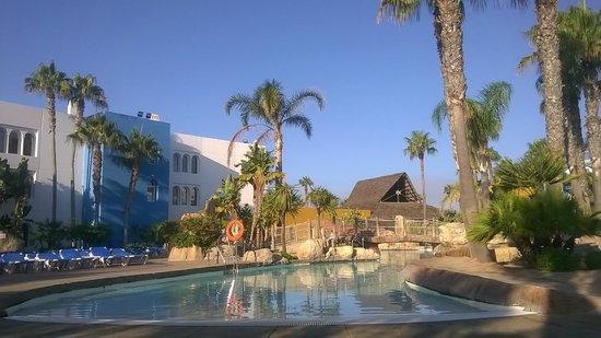 Playaballena Spa Hotel : Piscina