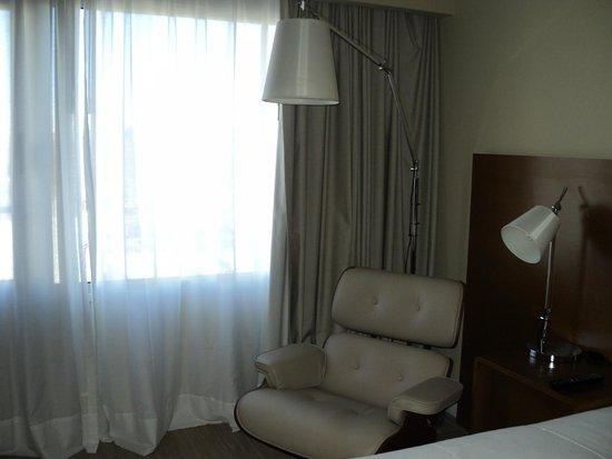 Dazzler Montevideo: habitacion del dazzler