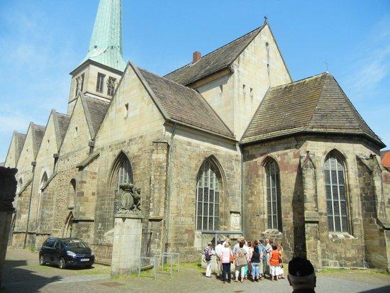 Marktkirche Sankt Nicolai