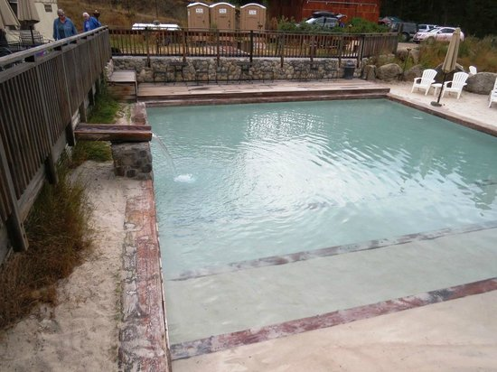 Gold Fork Hot Springs : Perfect for Me