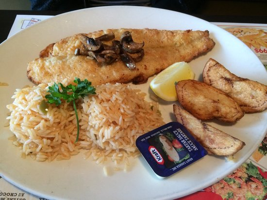 Crumbed fish with rice and potatoes 15 picture of casa for Summer fish and rice