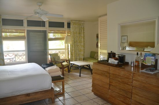 Caneel Bay Resort : Older but nice and clean
