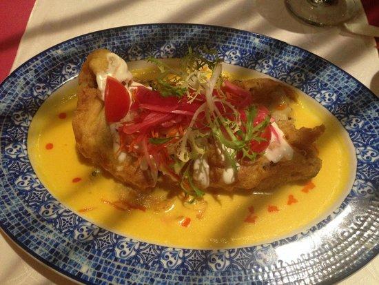 Now Sapphire Riviera Cancun: restaurant