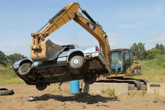 Extreme Sandbox - Minnesota: My Car