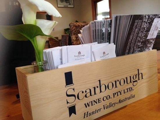 Scarborough Wine Co Tasting Room: Scarborough Winery