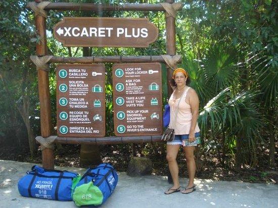 Xcaret Eco Theme Park: Um paraíso!!