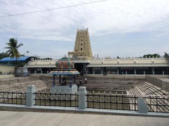 Kanipakam, India: Swayambhu Varasiddhi Vinayaka Swamy Temple