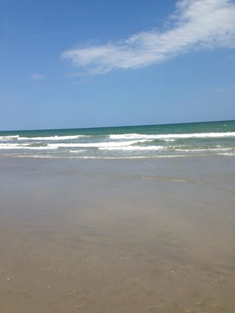 Ocean Lakes Family Campground : The beach