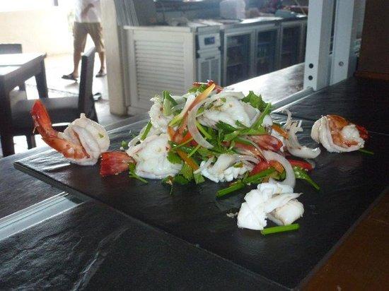 Aleenta Hua Hin Resort & Spa: Lunch