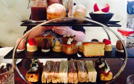 Hotel Colessio: Afternoon Tea Selection