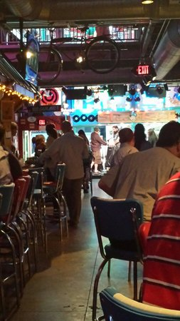 Photo of American Restaurant Tin Roof at 316 Broadway, Nashville, TN 37201, United States